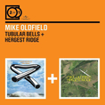 Mike Oldfield - Tubular Bells/ Hergest..